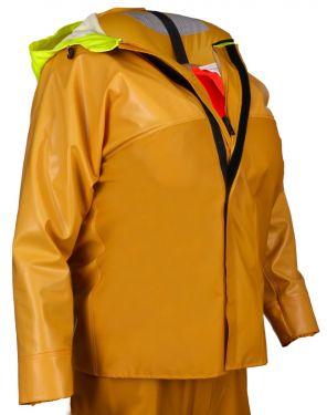 Orange GUY COTTEN Cotte de cir/é Hitra XXL