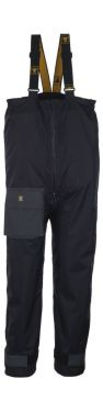 Pantalon de pêche Bib Fishing Guy Cotten - Noir/ Black