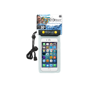 Pochette Smartphone Dridock Étanche FeelFree - Blanc