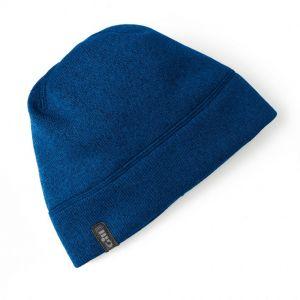 Bonnet en maille polaire 1497 - Bleu