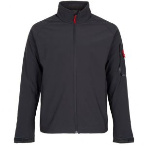 Veste Softshell Equipage Gill Homme - Noir