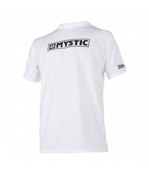 T-shirt Star Quickdry Shortsleeve Mystic - Blanc