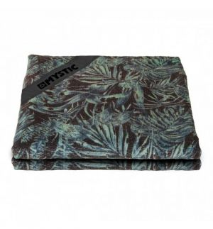 Serviette Towel Quickdry Mystic - Vert / Green Allover