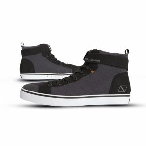 Chaussures de pont Néoprène Deckies Sneaker Magic Marine-Noir