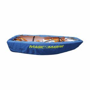 Couverture de protection Optimist Bottom Magic Marine-Bleu