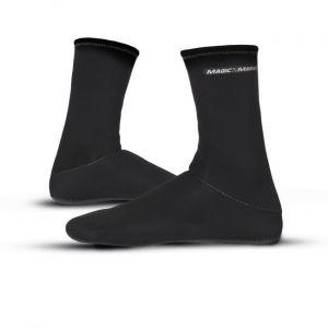 Sur-chaussettes Drysuit Oversock Magic Marine - Noir