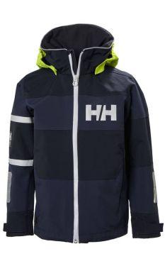 Veste Salt Coast Junior Helly Hansen - Blanc