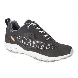 Chaussures de pont Crew Lizard-Black/Noir