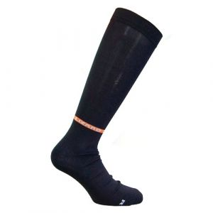 Chaussettes hautes de navigation Shield Lizard-Black