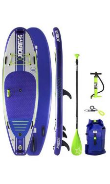 Package Paddle Gonflable 9.6 Venta Jobe - Violet package