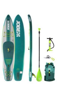 Paddle Gonflable 11.6 Duna Package Jobe - Vert