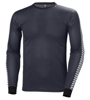 Lifa manches longues helly hansen - Gris