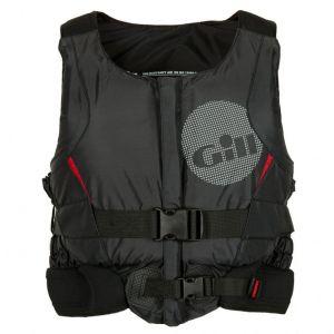 Gilet Flottant Zippé 50N - Noir