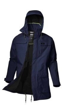 Parka Captains Rain Helly hansen