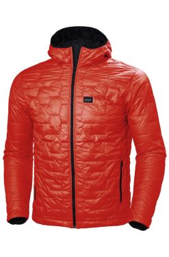 Veste Insulator Hooded Helly hansen - Orange