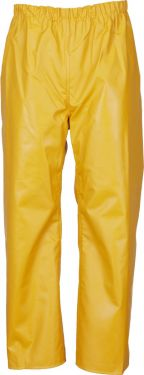 pantalon pouldo nylpeche guy cotten jaune