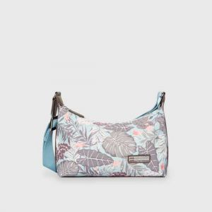 Sac Besace Tropical FeelFree Bleu ciel