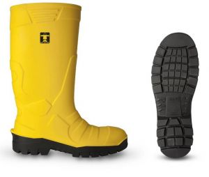Bottes Safety Guy Cotten - Jaune