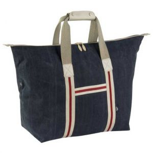 Sac shopping bag en canvas Pen Duick-Navy/Bleu Marine
