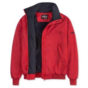 blouson classic snug rouge 1