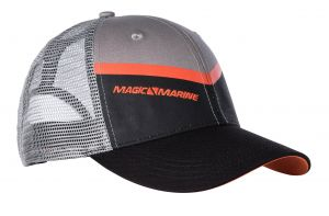 Casquette Curve Magic Marine - Orange