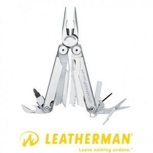 Couteau Leatherman Wave détail des outils