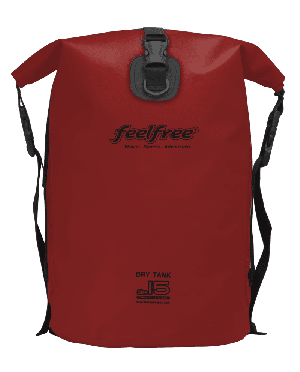 Sac étanche Dry Tank Feelfree Rouge