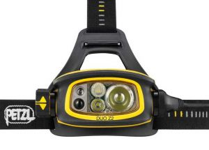 Lampe frontale Duo S Petzl Face
