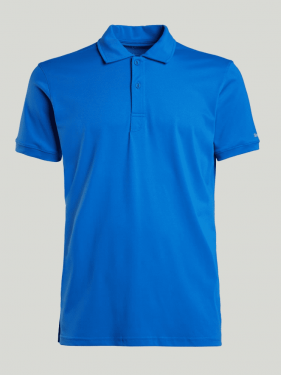 Polo Paterson Homme SLAM - Bleu