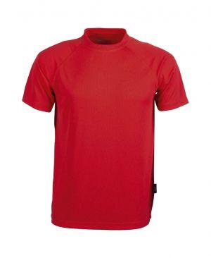 T-shirt respirant Pen Duick/Rouge