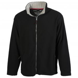 Veste polaire Full Zip Pen Duick-Black/Noir