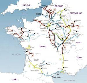 Guide de navigation fluviale