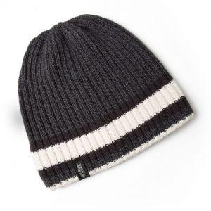 Bonnet tricoté en mélange