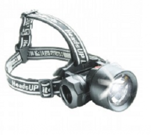 Lampe frontale IP67