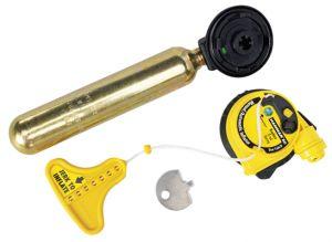 Kit de recharge pour gilet Pilot Race 150N à percussion hydostatique Hammar MA1