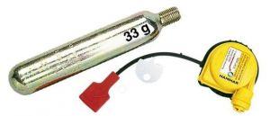 Kit de recharge pour gilet Pilot 150N à système hydrostatique Hammar Plastimo