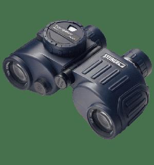 Jumelles Steiner Navigator Pro 7X30 avec compas vue de côté