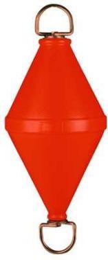 Bouée de corps mort Plastimo orange