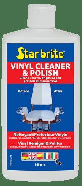 Nettoyant & protecteur vinyl