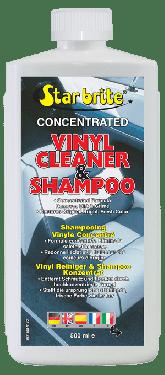 Shampooing Vinyl