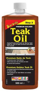 Huile de Teck Premium