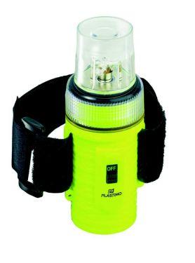 Lampe flash flottante Plastimo