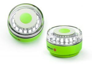Lampe phosphorescente Navilight 360° Rescue 2mn