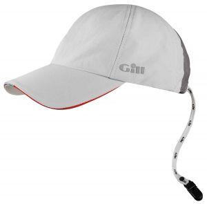 Casquette Race Gill - RS13 - Blanc gris