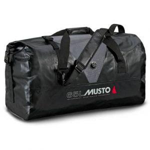 Sac de voyage étanche 65L Musto-Black/Noir