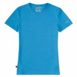T-Shirt manches courtes UPF 30 Femme bleu 1