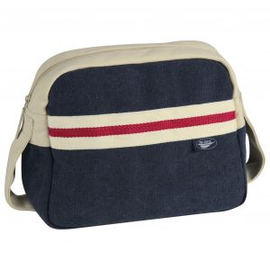 Trousse de toilette en canvas Pen Duick-Navy/Bleu Marine