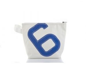 Trousse de toilette 727 Sailbags bleu avant