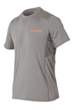 t-shirt aloft gris face
