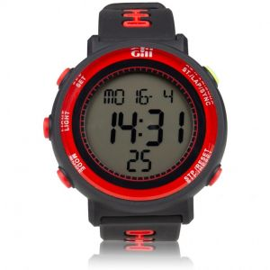 Montre Race Gill - Rouge